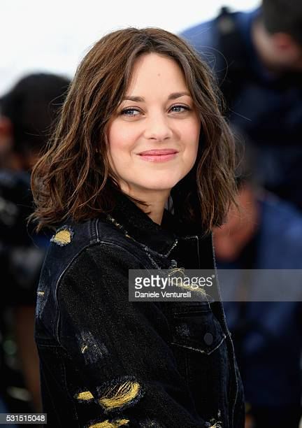 Actress Marion Cotillard attends the From The Land Of The Moon photocall during the 69th annual Cannes Film Festival at the Palais des Festivals on...