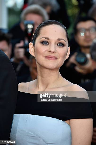 Actress Marion Cotillard attends the 'Little Prince' Premiere during the 68th annual Cannes Film Festival on May 22 2015 in Cannes France