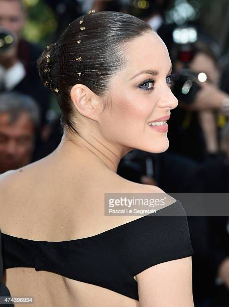 """Actress Marion Cotillard attends the """"Little Prince"""" Premiere during the 68th annual Cannes Film Festival on May 22, 2015 in Cannes, France."""