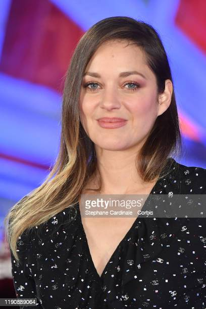 Actress Marion Cotillard attends the opening ceremony during the 18th Marrakech International Film Festival on November 29, 2019 in Marrakech,...