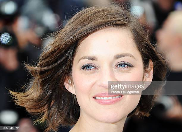 Actress Marion Cotillard attends the photocall for 'Blood Ties' at The 66th Annual Cannes Film Festival on May 20, 2013 in Cannes, France.