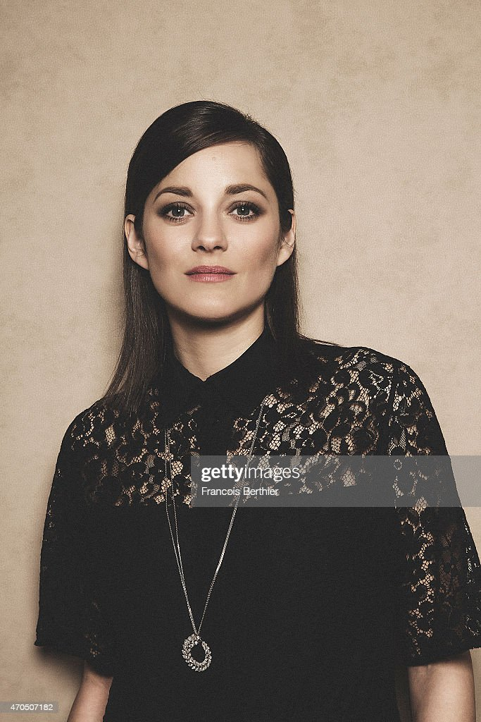 Marion Cotillard, Self Assignment, March 2015