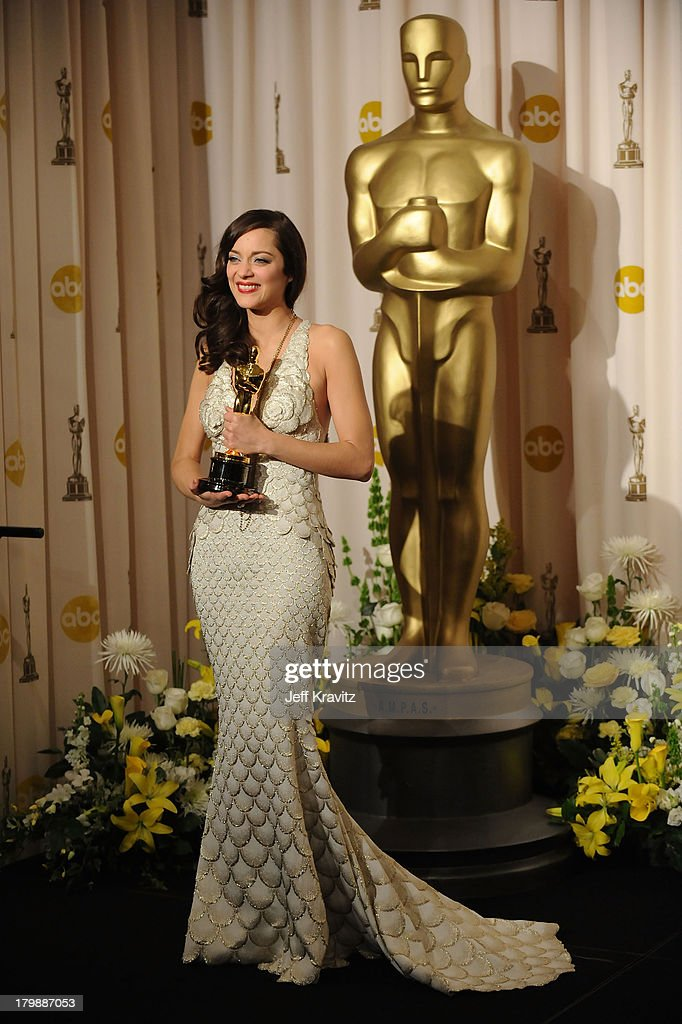 The 80th Annual Academy Awards - Press Room : News Photo