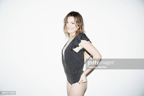 Actress Marion Creusvaux is photographed for Self Assignment on January 10 2017 in Paris France
