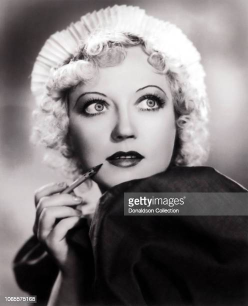 Actress Marion Davies in a scene from the movie Cain and Mabel