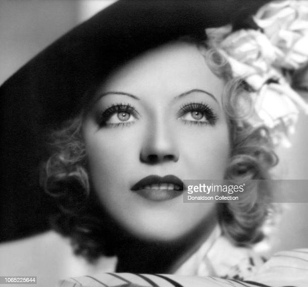 Actress Marion Davies in a scene from the movie Ever Since Eve