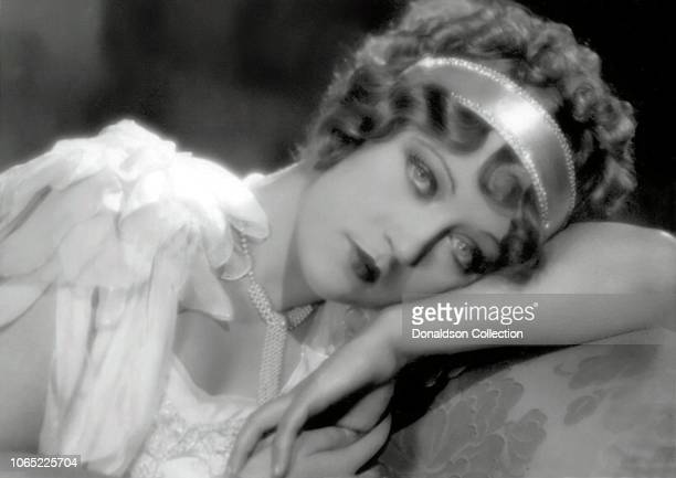 Actress Marion Davies in a scene from the movie Show People