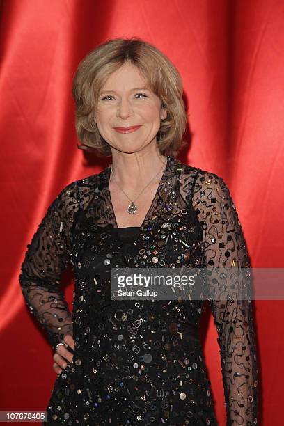Actress Marion Kracht attends the 'Ein Herz Fuer Kinder' charity gala at Axel Springer Haus on December 18, 2010 in Berlin, Germany.