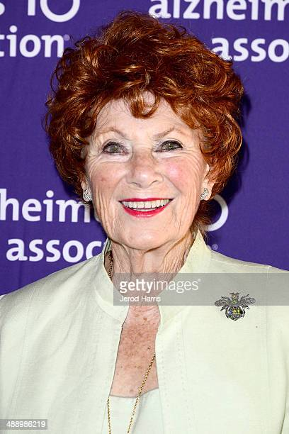 Actress Marion Ross attends the Alzheimer's Association of Orange County's 8th Annual Visionary Women Luncheon at Rancho Las Lomas on May 9 2014 in...