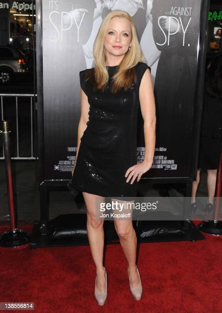 """Actress Marisa Coughlan arrives at the Los Angeles Premiere """"This Means War"""" at Grauman's Chinese Theatre on February 8, 2012 in Hollywood,..."""