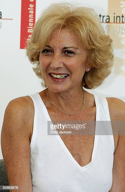 Actress Marisa Paredes attends the photo call for Espelho Magico as part of the 62nd Venice Film Festival on September 1 2005 in Venice Italy