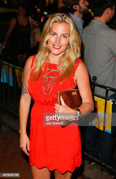 Actress Marisa Sullivan attends 4th Annual Kings of Con Party during ComicCon International 2014 at Coyote Ugly on July 24 2014 in San Diego...