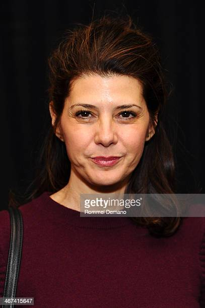 Actress Marisa Tomei attends the 2014 BAM Theater gala at Skylight One Hanson on February 6 2014 in New York City