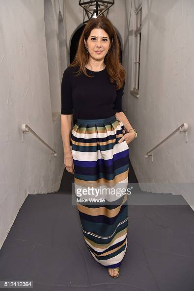 Actress Marisa Tomei attends The Dinner For Equality co ...
