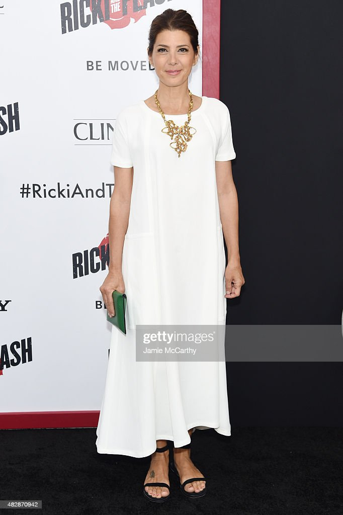 """""""Ricki And The Flash"""" New York Premiere - Inside Arrivals : News Photo"""
