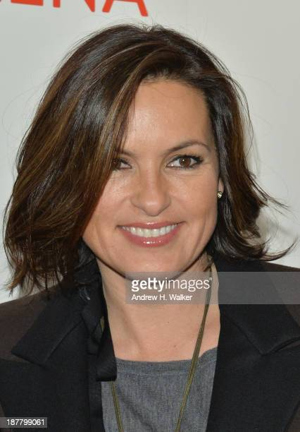 Actress Mariska Hargitay attends the premiere of Philomena hosted by The Weinstein Company at Paris Theater on November 12 2013 in New York City