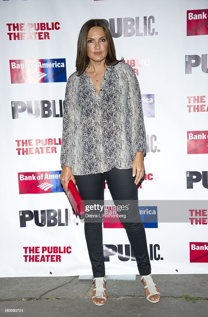 """The Public Theater's Opening Night Of """"Cymbeline"""" - Arrivals And Curtain Call"""