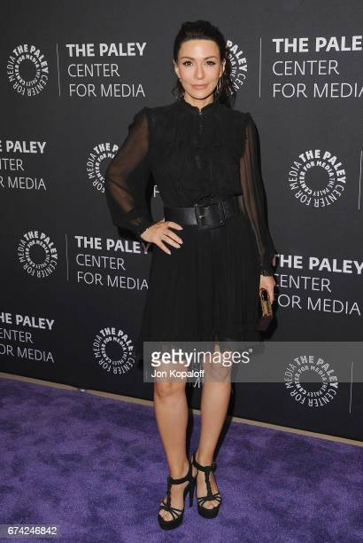 Actress Marisol Nichols arrives at the 2017 PaleyLive LA Spring Season Riverdale Screening And Conversation at The Paley Center for Media on April 27...
