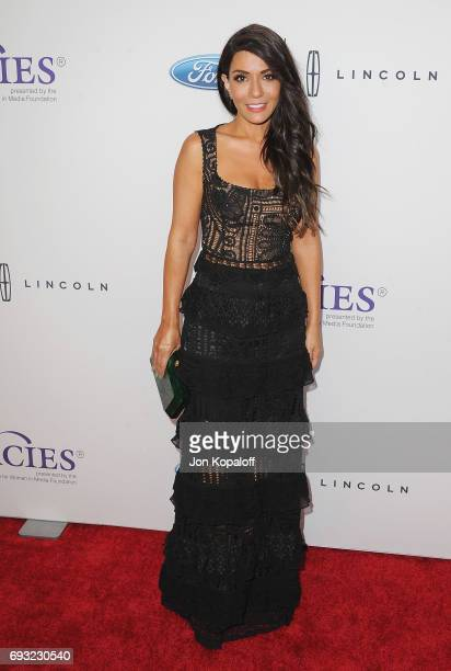 Actress Marisol Nichols arrives at the 42nd Annual Gracie Awards at the Beverly Wilshire Four Seasons Hotel on June 6 2017 in Beverly Hills California
