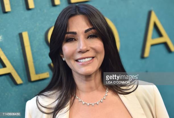 US actress Marisol Nichols arrives for the premiere of The Sun Is Also A Star world premiere at Pacific Theaters at The Grove in Los Angeles...