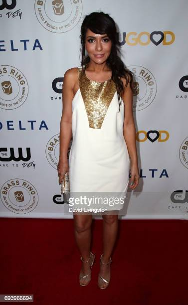 Actress Marisol Nichols attends the 14th Annual Brass Ring Awards Dinner at The Beverly Hilton Hotel on June 8 2017 in Beverly Hills California