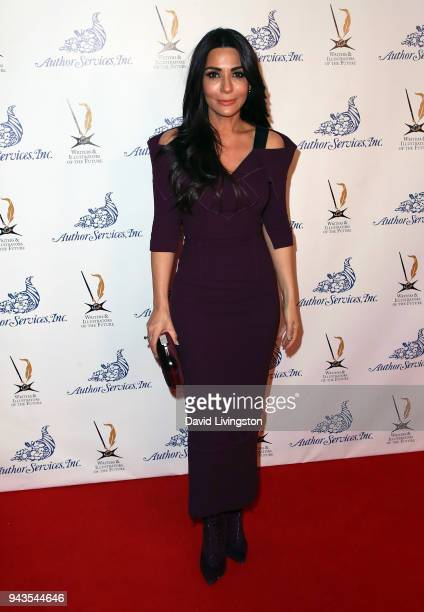 Actress Marisol Nichols attends the 34th Annual L Ron Hubbard Achievement Awards Gala Magic Wizardry at The MacArthur on April 8 2018 in Los Angeles...