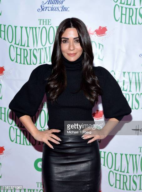 Actress Marisol Nichols attends the 88th annual Hollywood Christmas Parade on December 01 2019 in Hollywood California