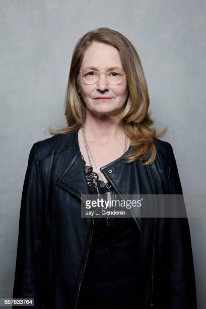 Actress Marissa Leo from the film 'Novitiate' poses for a portrait at the 2017 Toronto International Film Festival for Los Angeles Times on September...