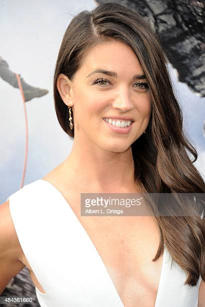 Actress Marissa Neitling arrives for the Premiere Of Warner Bros Pictures' San Andreas held at TCL Chinese Theatre on May 26 2015 in Hollywood...