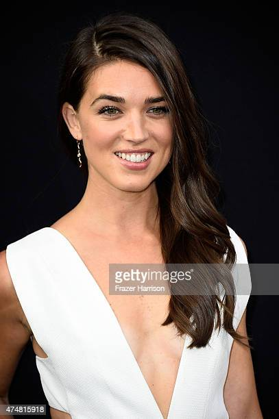 Actress Marissa Neitling attends the premiere of Warner Bros Pictures' San Andreas at the TCL Chinese Theatre on May 26 2015 in Hollywood California