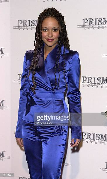 Actress Marissa Ramariz attend the 5th Annual Prism Awards presented by the Entertainment Industries Council which honored accurate depictions of...