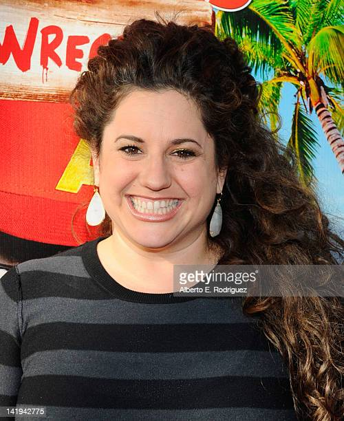Actress Marissa Wynokurattends Twentieth Century Fox Home Entertainment's Alvin and the Chipmunks Chipwrecked Bluray and DVD release party at El Rey...