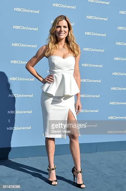 Actress Maritza Rodriguez attends the NBCUniversal 2016 Upfront Presentation on May 16 2016 in New York New York