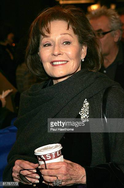 Actress Marj Dusay attends the opening night celebration of Whoopi on Broadway at the Lyceum Theatre November 17 2004 in New York City