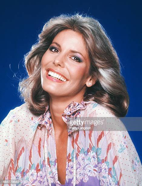 Actress Marjorie Wallace poses for a portrait in 1980 in Los Angeles California