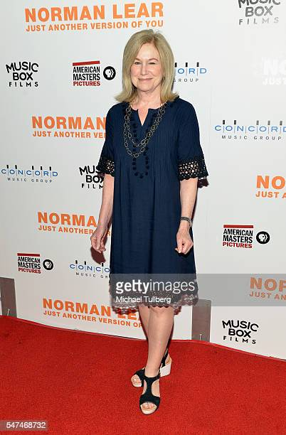 """Actress Mark Kay Place attends the premiere of Music Box Films' """"Norman Lear: Just Another Version Of You"""" at The WGA Theater on July 14, 2016 in..."""