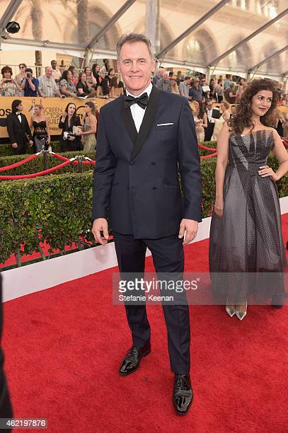 Actress Mark Moses attends TNT's 21st Annual Screen Actors Guild Awards at The Shrine Auditorium on January 25 2015 in Los Angeles California...
