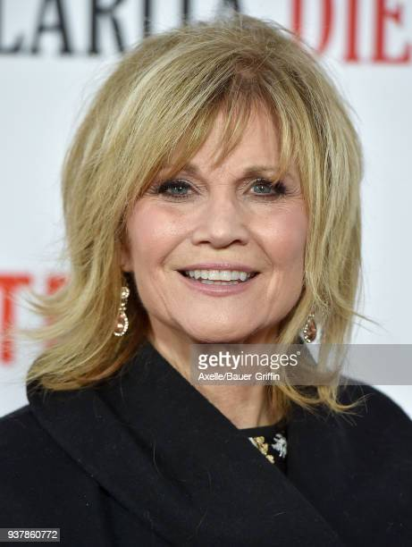 Actress Markie Post attends Netflix's 'Santa Clarita Diet' season 2 premiere at The Dome at Arclight Hollywood on March 22 2018 in Hollywood...