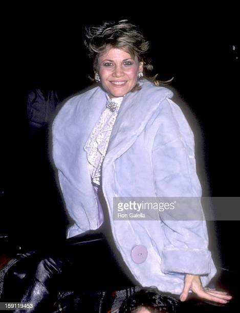 Actress Markie Post attends the 54th Annual Hollywood Christmas Parade on December 1 1985 at Hollywood Boulevard in Hollywood California