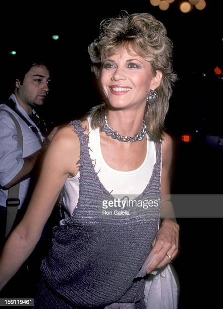 Actress Markie Post attends the ABC Television Fall Season KickOff Party on September 19 1984 at Century Plaza Hotel in Los Angeles California