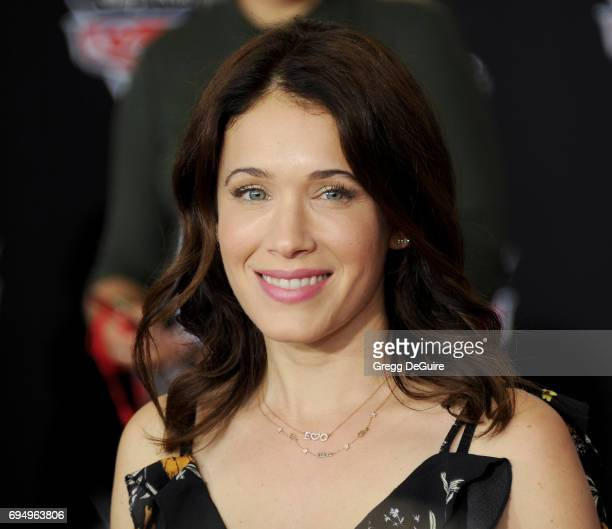 Actress Marla Sokoloff arrives at the premiere of Disney And Pixar's 'Cars 3' at Anaheim Convention Center on June 10 2017 in Anaheim California