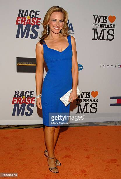 Actress Marlee Matlin arrives at the 15th Annual Race To Erase MS at the Century Plaza Hotel on May 2, 2008 in Century City, California.