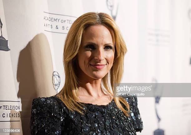 Actress Marlee Matlin attends An Evening with The Celebrity Apprentice at Florence Gould Hall on April 26 2011 in New York City
