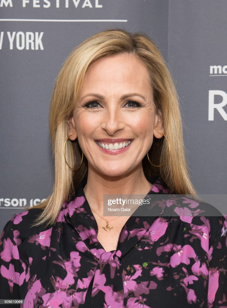 Actress Marlee Matlin attends the 10th annual ReelAbilities Film Festival opening night at JCC Manhattan on March 8, 2018 in New York City.
