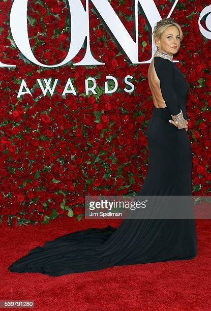 Actress Marlee Matlin attends the 70th Annual Tony Awards at Beacon Theatre on June 12 2016 in New York City