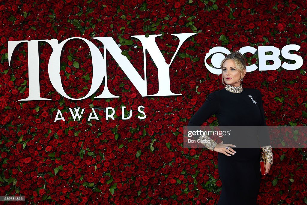 70th Annual Tony Awards - Arrivals : Fotografia de notícias