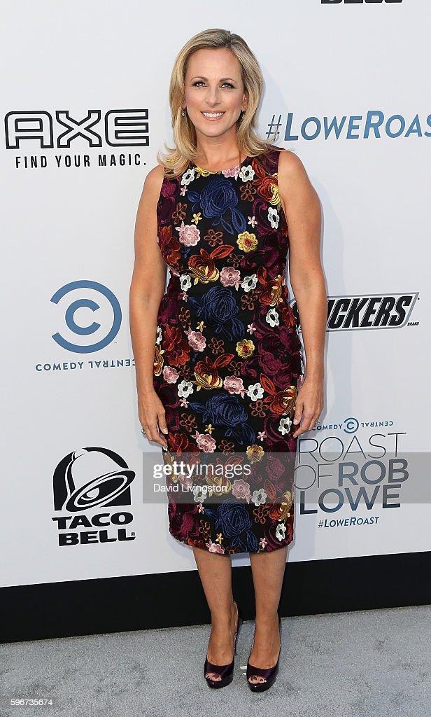 The Comedy Central Roast Of Rob Lowe : Fotografia de notícias