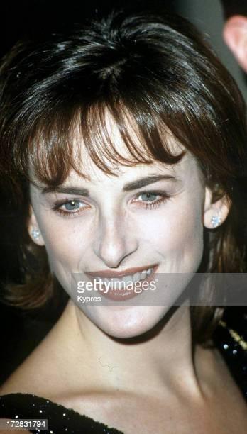 Actress Marlee Matlin circa 1990