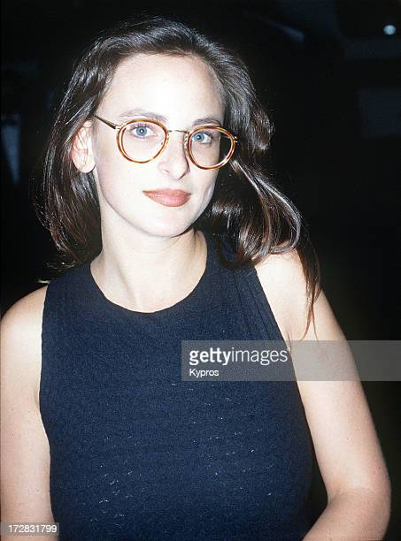 Actress Marlee Matlin circa 1990