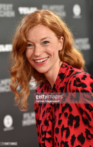 Actress Marleen Lohse during the opening night of the Munich Film Festival 2019 at Mathaeser Filmpalast on June 27 2019 in Munich Germany